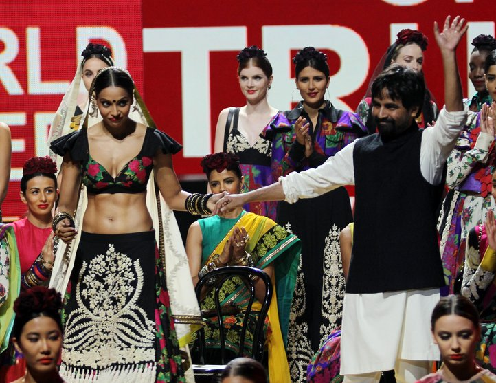 Indian Actress and Actors at IIFA Awards In Canada Toronto Festival Gallery cinema gallery