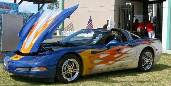 2002 Corvette Coupe