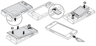 april 2014 guide manual HTC Titan Samsung Omnia 7
