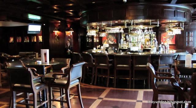 Bentley's Pub, InterContinental, Kuala Lumpur, bar, pub grub, best pub KL