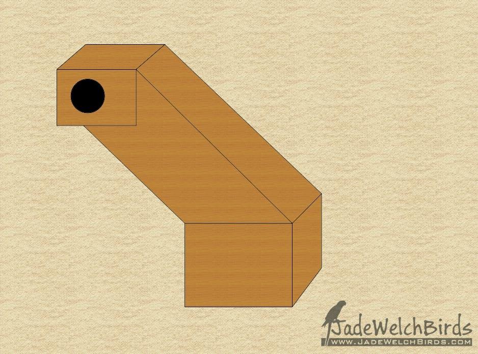 Z style nest box jadewelchbirds jade welch birds
