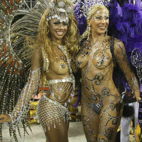 Tranny Big Party Brazil 36