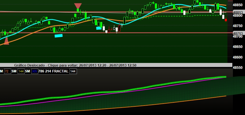Bovespa puma trading system