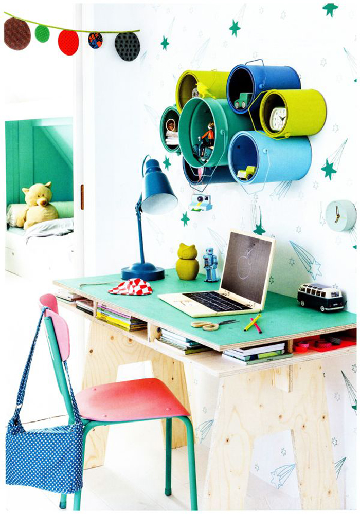 desk for kids from vtwonen hues collectie