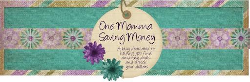 One Momma Saving Money
