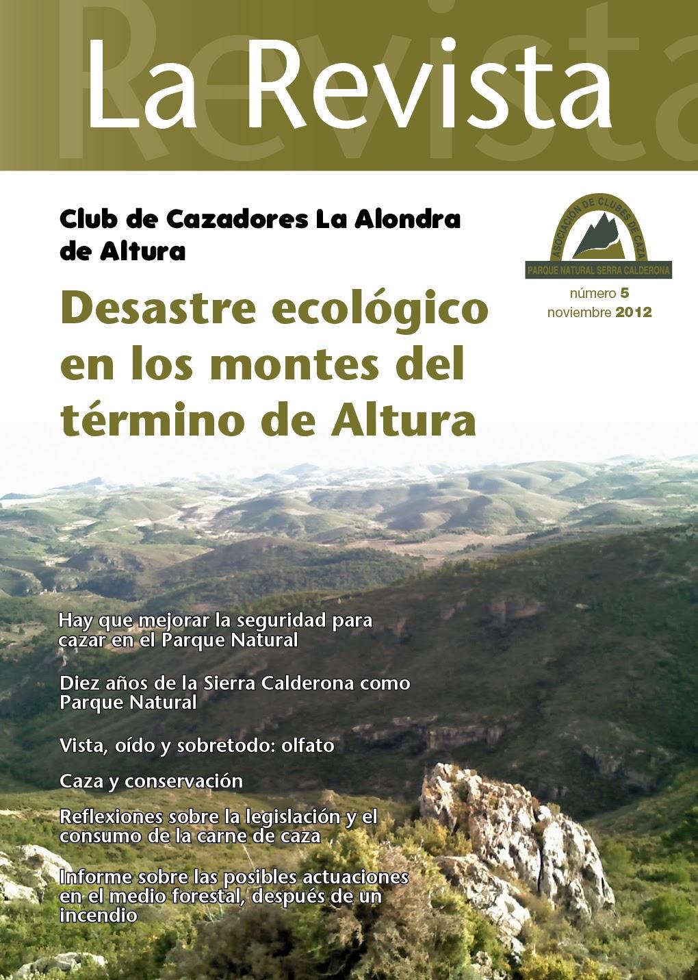 Asociación de Clubes de Caza de la Sierra Calderona