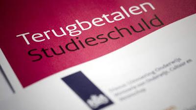 Bron: ad.nl landvanmelkenhoning.blogspot.nl studieschuld