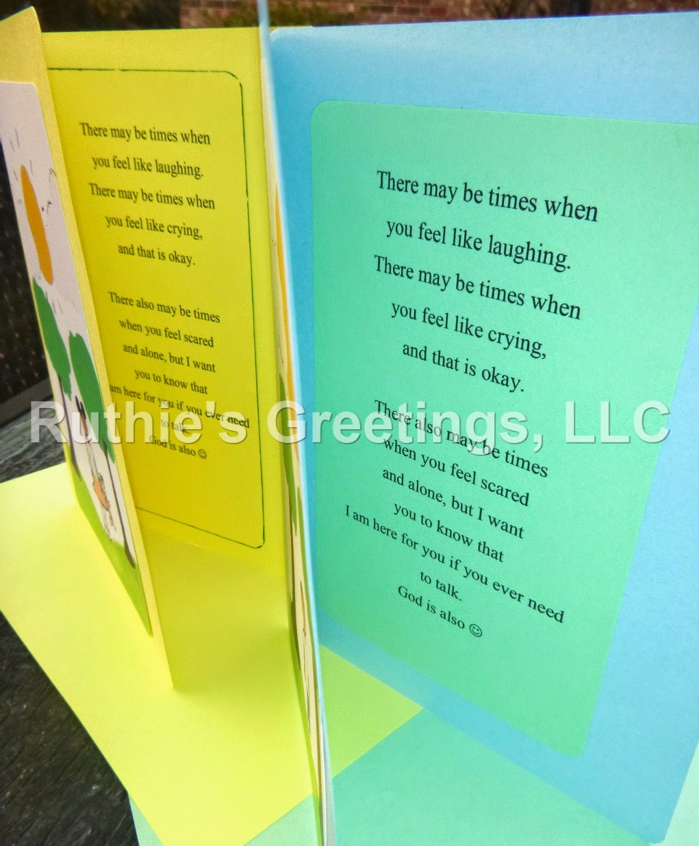 New African American Sympathy Cards For Kids