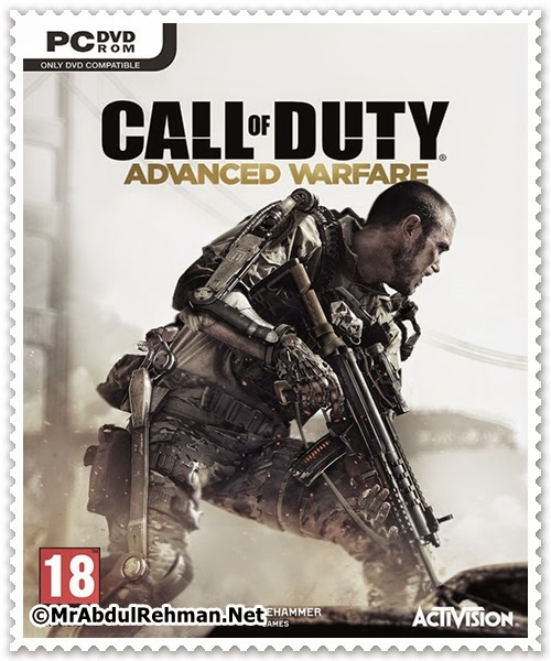Call of Duty Advance Warfare PC Game Free Download Full Version