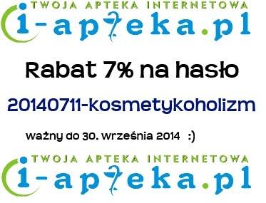 RABAT 7% na i-apteka.pl