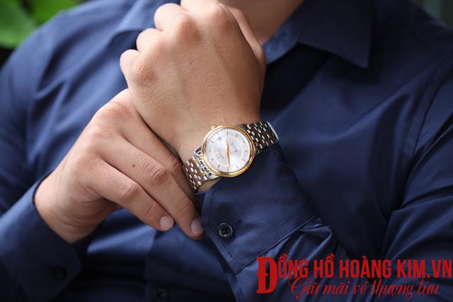 Đồng hồ nam quận Hoàng Mai nhãn hàng omega