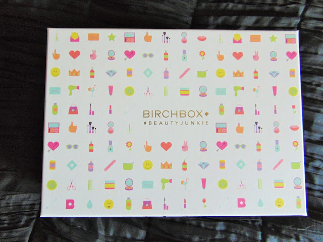 Birchbox August #beautyjunkie