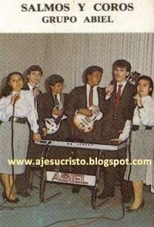 Grupo Abiel-Salmos y Coros-