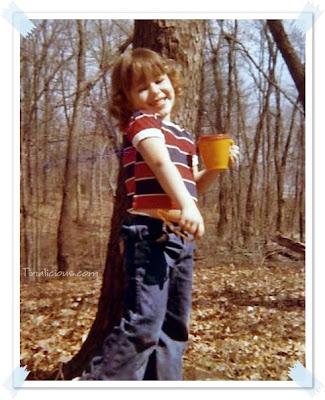 My Movie Star Pose Age 5