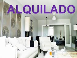 Piso de tres dormitorios en Parque de Sta Margarita, con o sin muebles, garaje. 1.000€