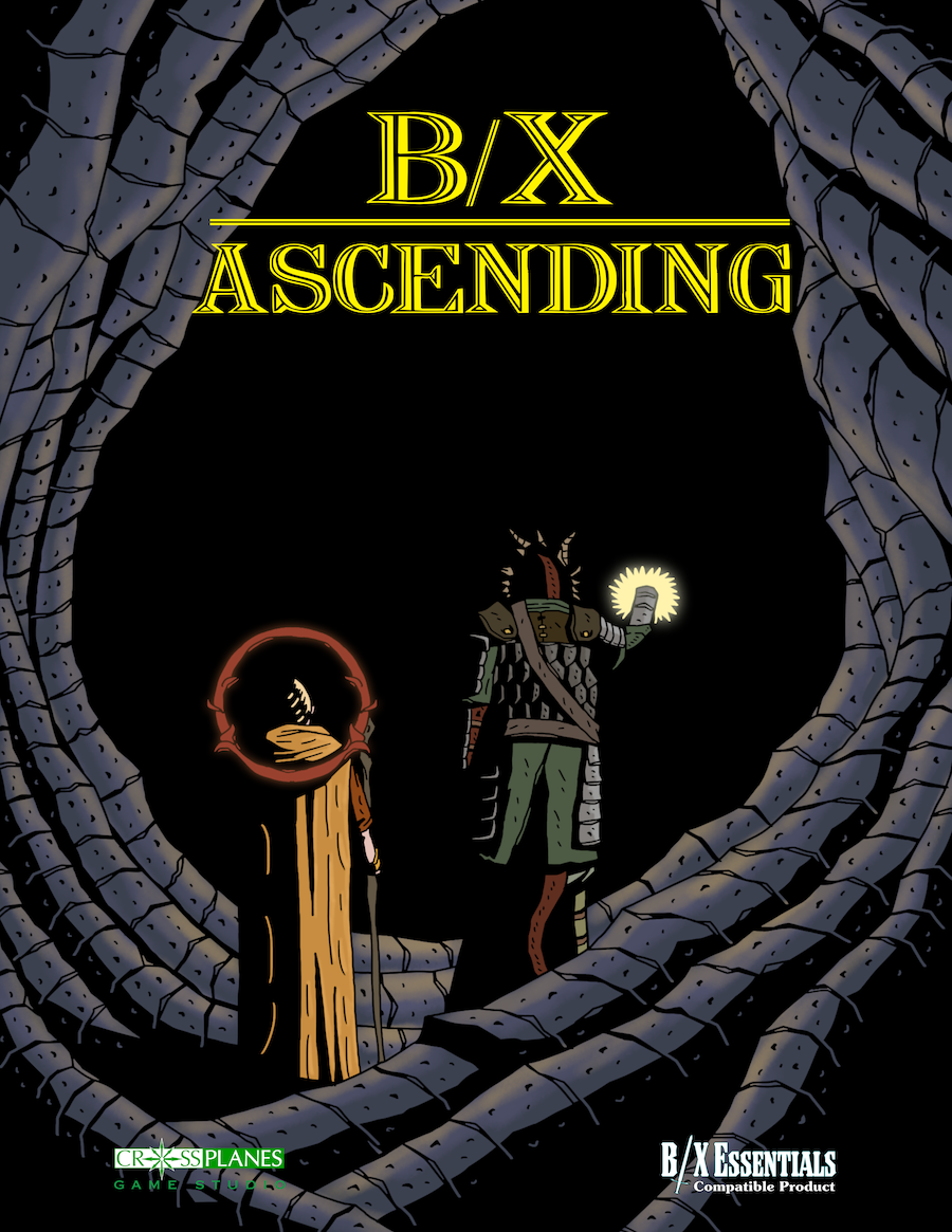 B/X Ascending
