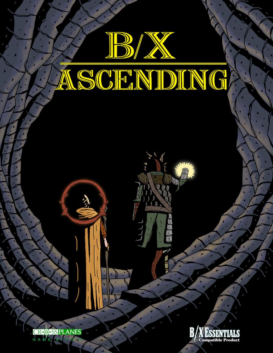 B/X Ascending
