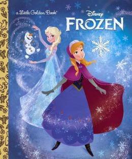 Frozen: Little Golden Book ebook