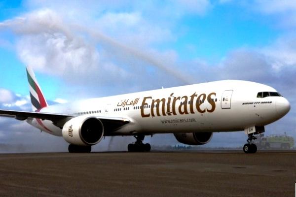 Emirates, Boeing 777-300ER. ZonaAero