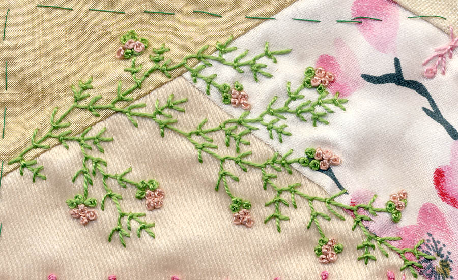 Chloes Place Feather Stitch Combination