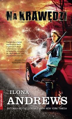 Ilona Andrews - Na krawędzi