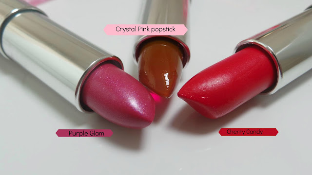 Image of Maybelline Colorsensational Lipsticks