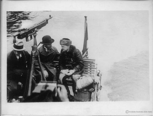 Discorso Camera Mussolini : Il primo discorso di mussolini alla camera tra elogi a d annunzio