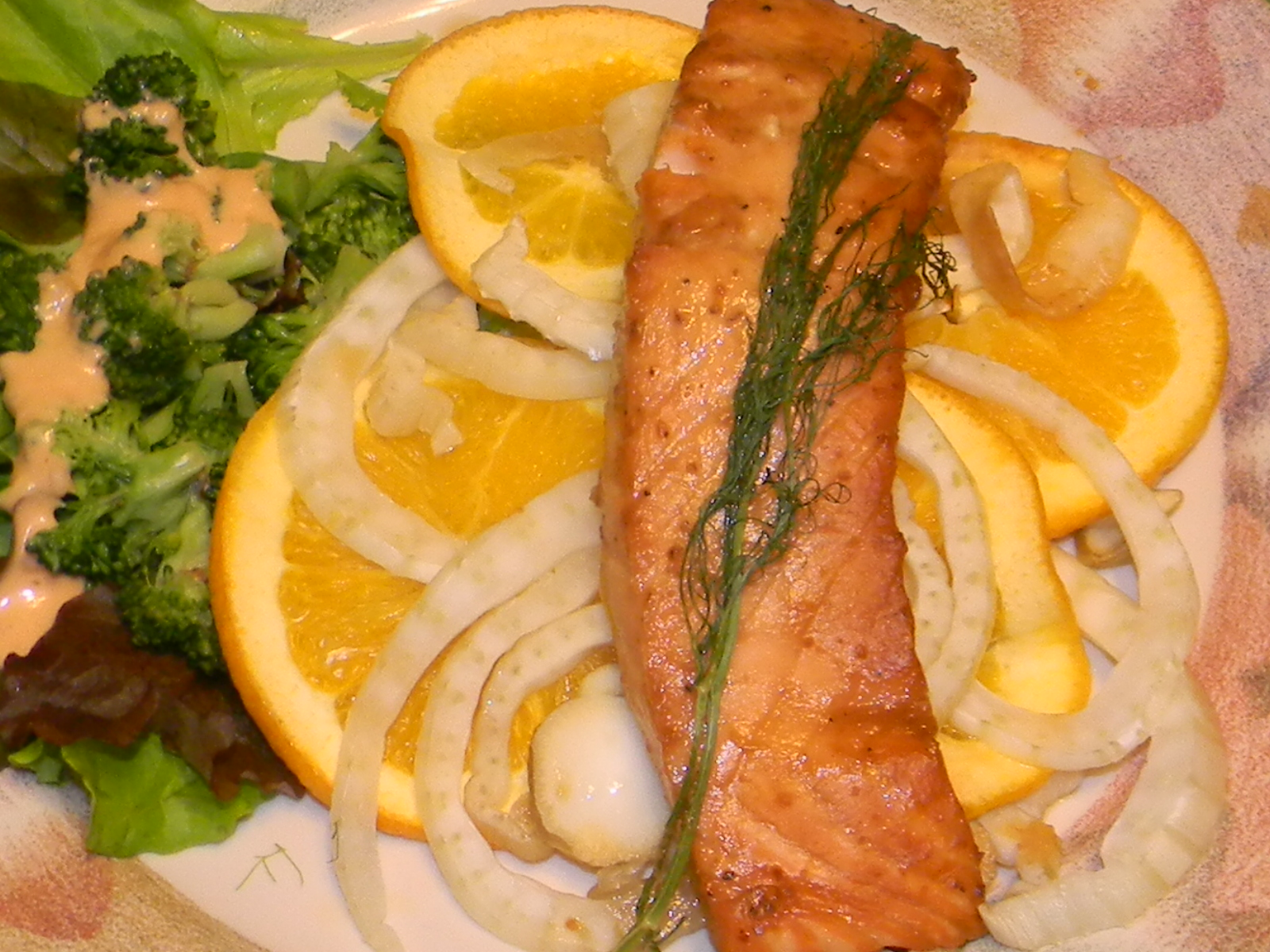 with orange fennel miso salmon with orange and healthy orange and miso ...