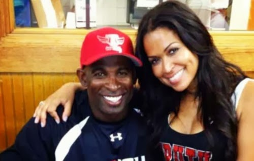 may remember his 2008 reality show on Oxygen, Deion and Pilar Sanders ...