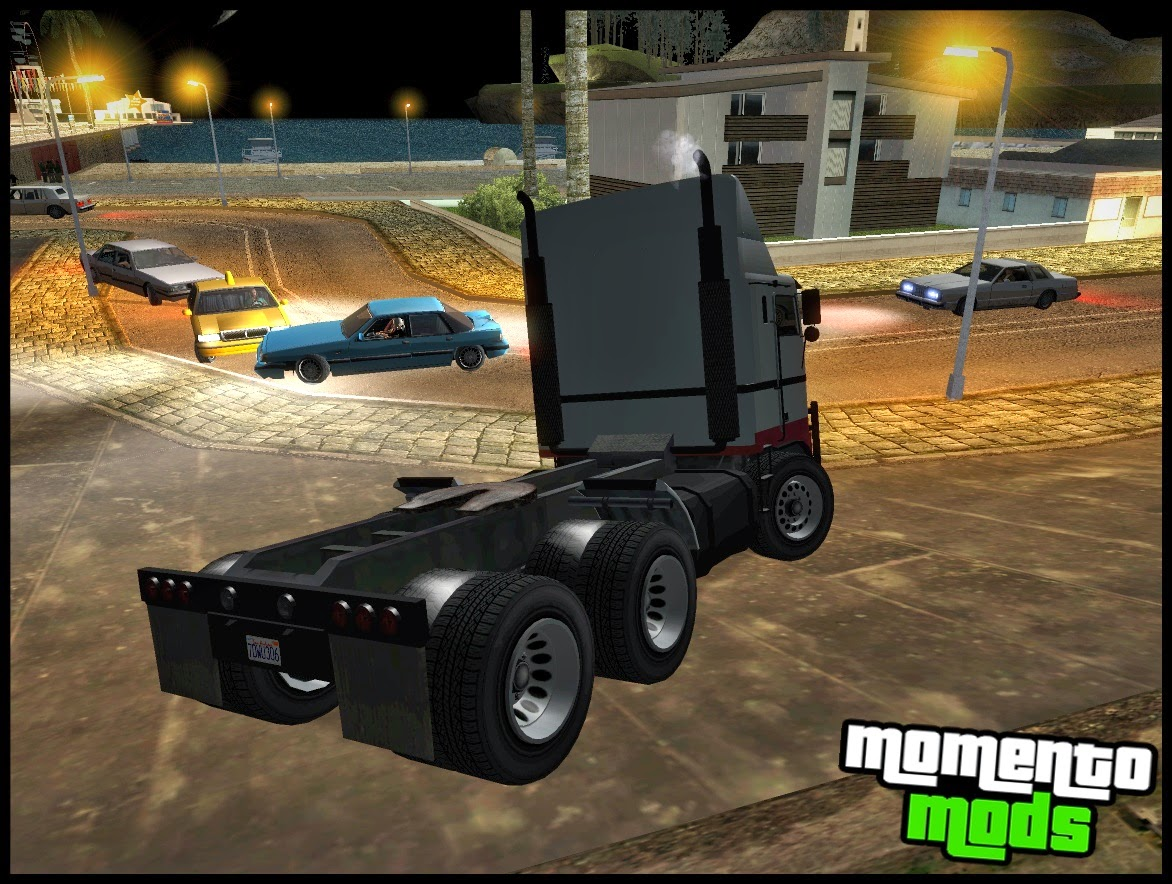 GTA SA - Hauler Convertido Do GTA V