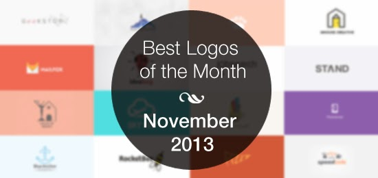 Best Logos of the Month - November 2013