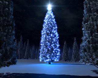 صورة شجرة جديدة للكريسماس