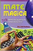 toko buku rahma: buku matemagica, pengarang arief budiman, penerbit pustaka grafika
