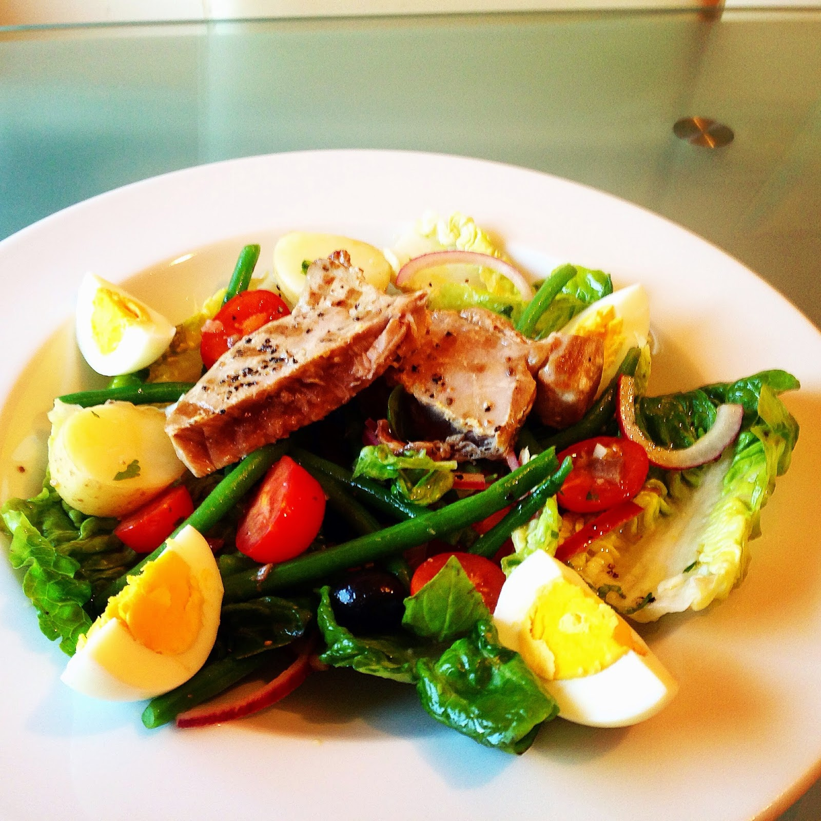the Best Salad Nicoise