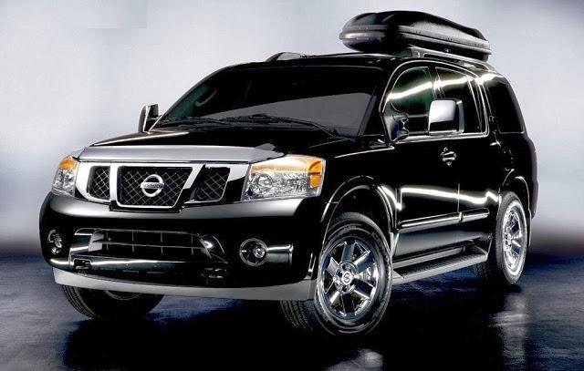 2015 Nissan Armada Release Date