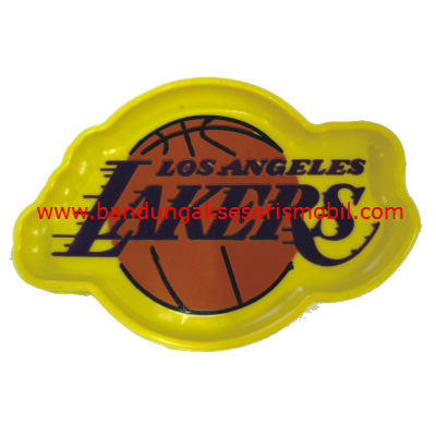 Dash Mat Club Bola Basket LA Lakers