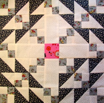 quilt block made simple