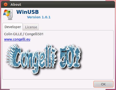 program ini berjalan untuk installer windows xp sampai windows 7 ...