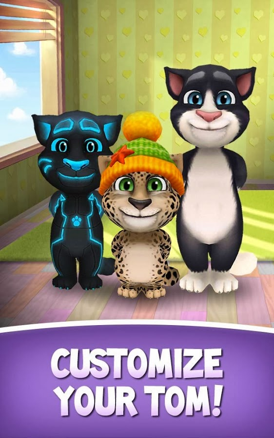 My Talking Tom Apk [unlimited] - v1.0