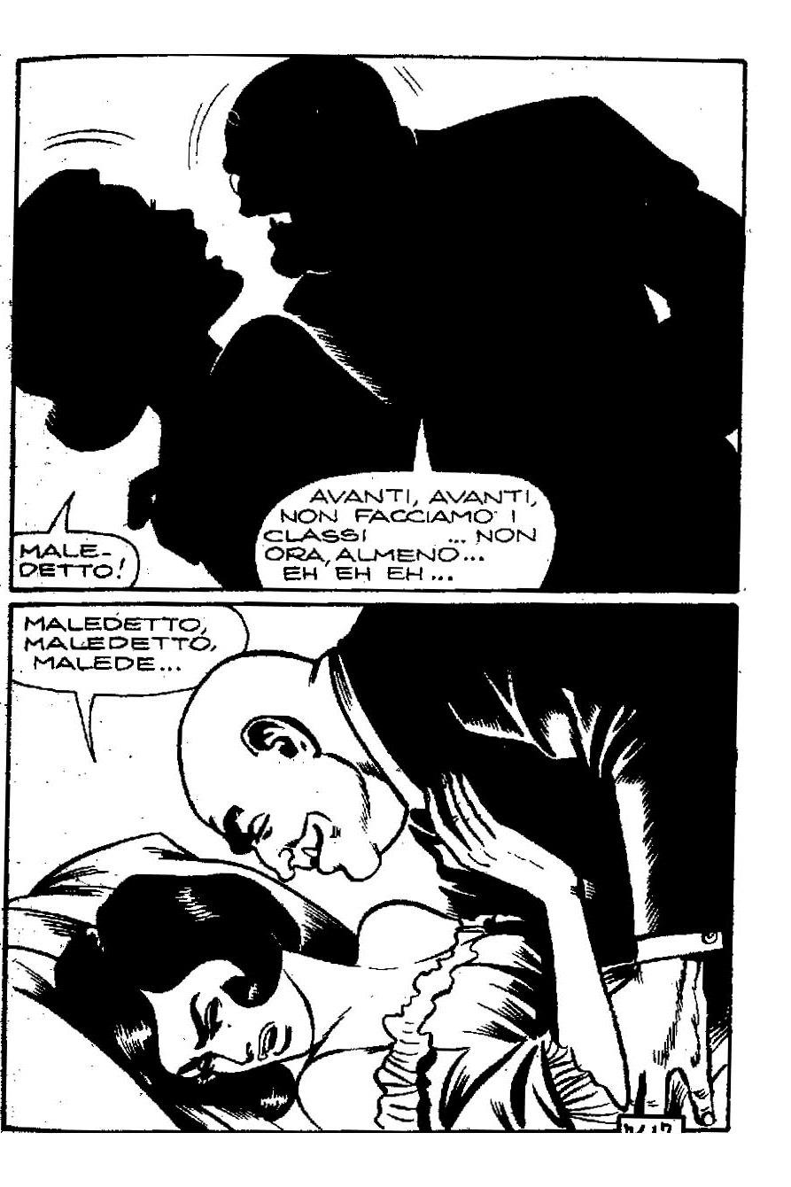 Sauro piace alle ragazze ammazzale tutte kriminal - Quello che piace alle donne a letto ...