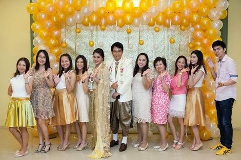 งานแต่งงานแบบไทย