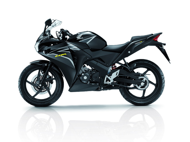 WORLD ON THE MOVE   Auto  Honda CBR 150R 2012 Launched in India