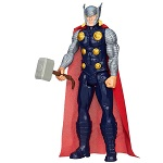 Boneco Marvel Avengers Personagem Thor Hasbro 30cm