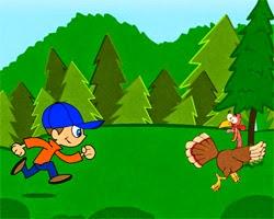 Juegos de Escape Turkey Forest Survival Escape