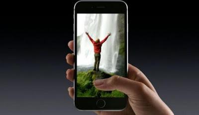 Kamera iPhone 6s