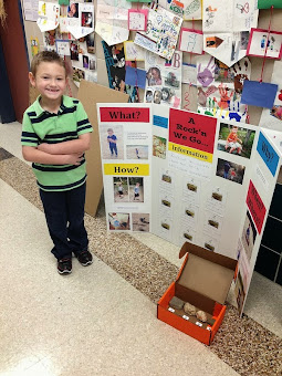Kindergarten Science Fair Project