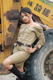 Sri Lankan sexy slim model Jeewya Hansi Perera blue skinny and very short skirt shows her milky legs extremely hot