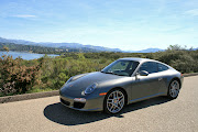 Porsche 911 Carrera S Silver color view