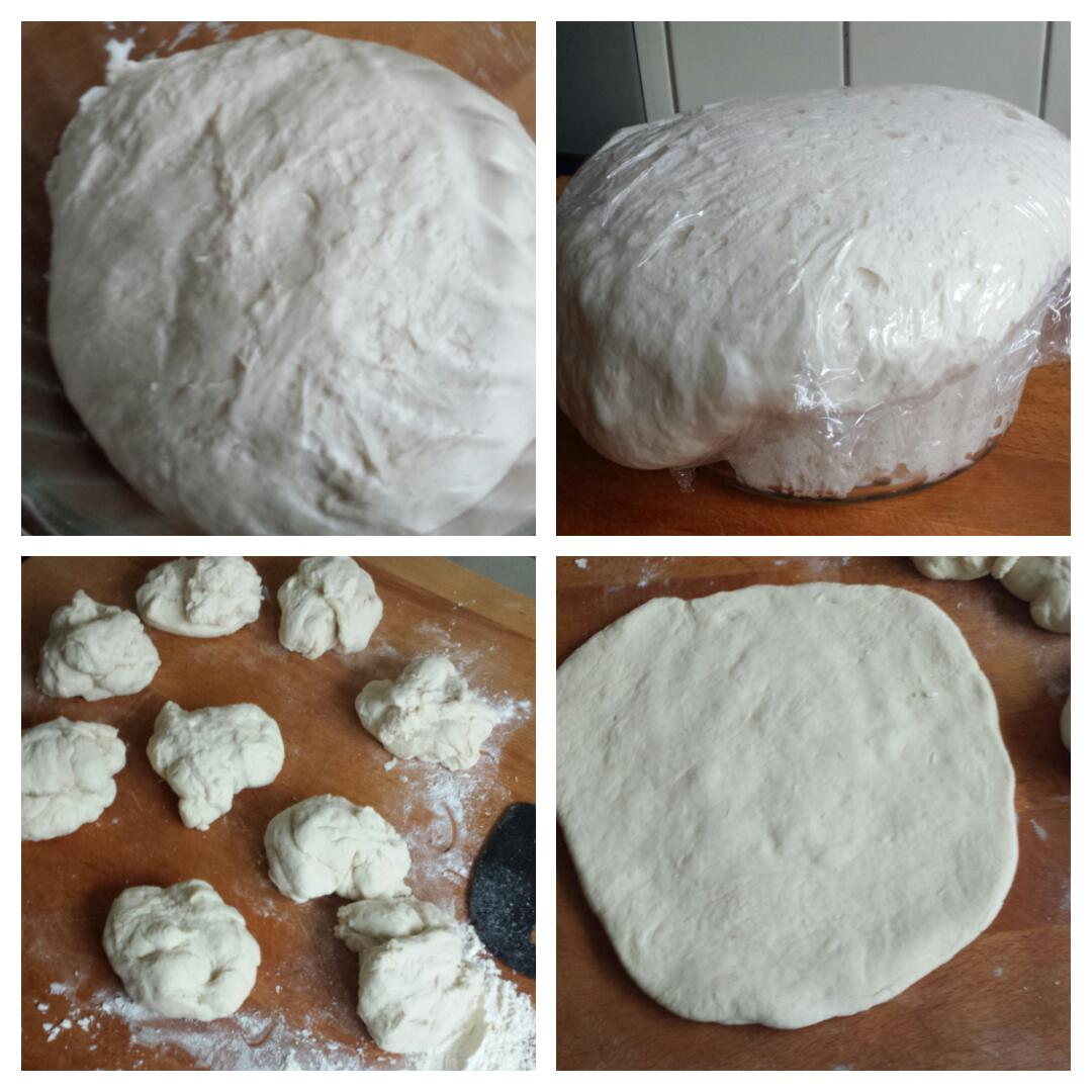 d 233 licieux naans au fromage