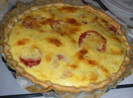 Recette du tarte au thon